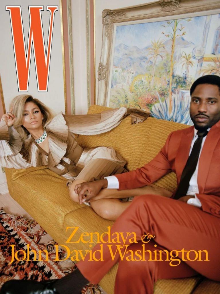 W Magazine/Nadine Ijewere