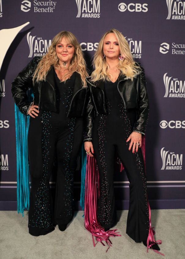 Elle King And Miranda Lambert