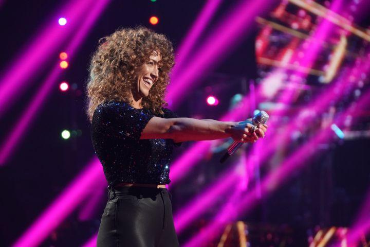 Madison Watkins on American Idol