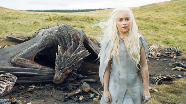 'Game Of Thrones' Is The Most Pirated Show In TV History