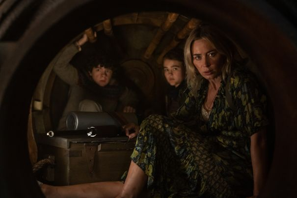 'A Quiet Place Part II' - May 28