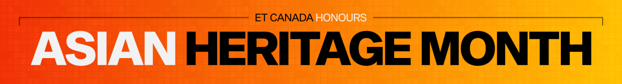 Asian Heritage Month banner