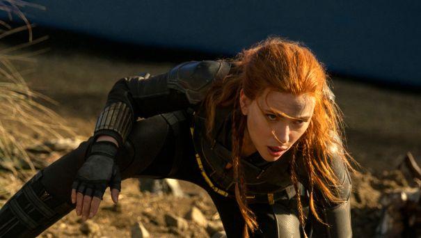 'Black Widow' - July 9