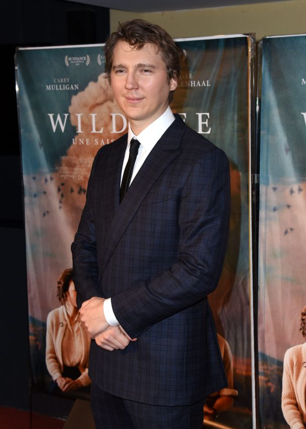 Paul Dano To Play Steven Spielberg's Father