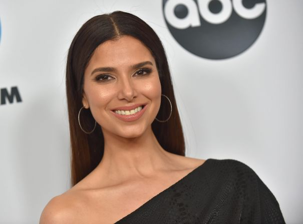 Roselyn Sanchez Arrives On 'Fantasy Island'