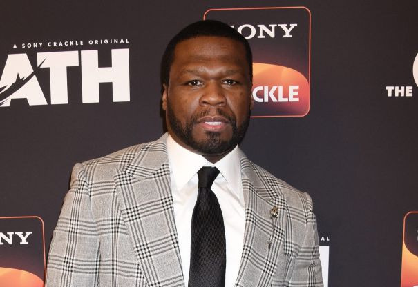 50 Cent Set To Star In Thriller 'Free Agents'