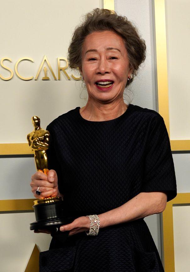 Yuh-Jung Youn Makes History At 73