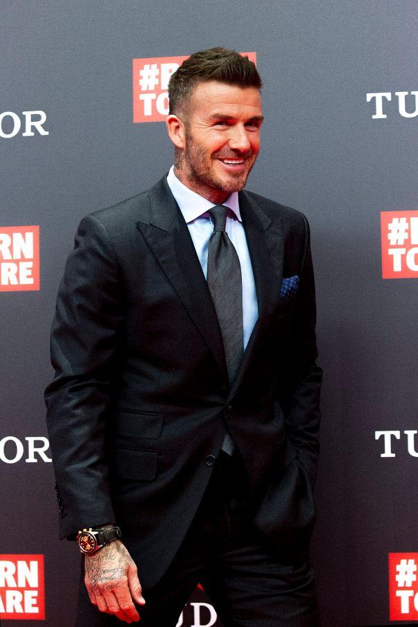 David Beckham - May 2