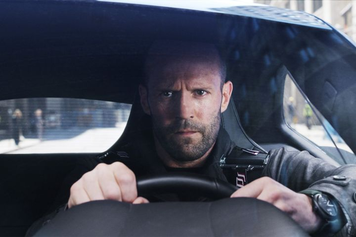 """Jason Statham in """"The Fate of the Furious"""""""
