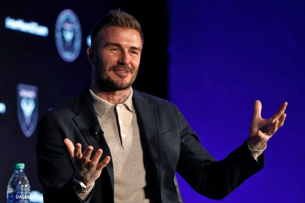David Beckham To Star In Docuseries 'Save Our Squad'