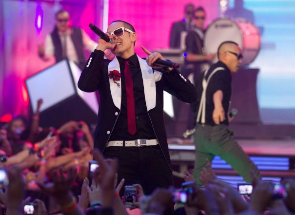 Far East Movement Up The Charts