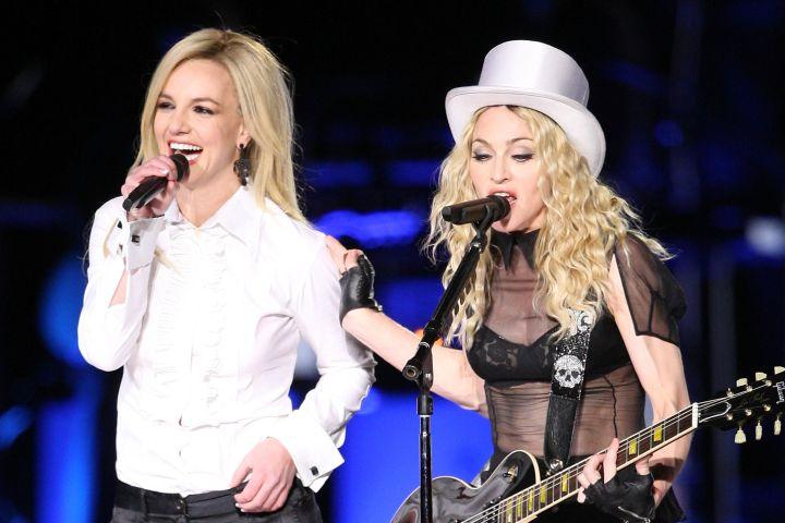 Madonna - Britney Spears