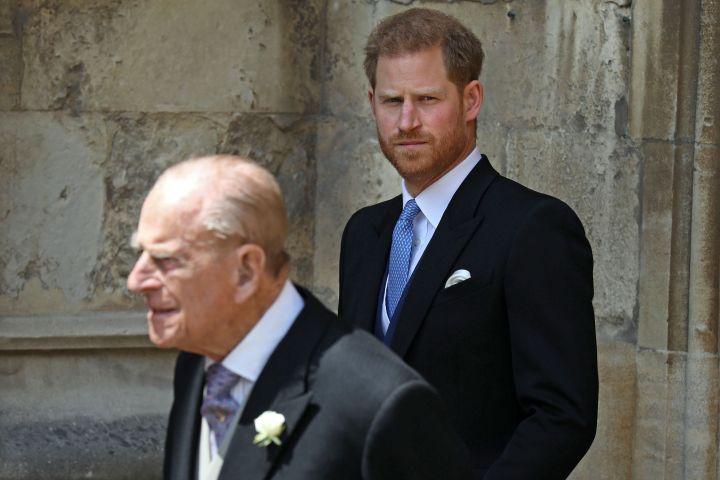 Prince Philip - Prince Harry