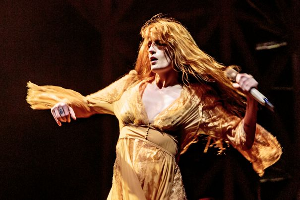 Florence Welch Is Writing A 'Great Gatsby' Musical
