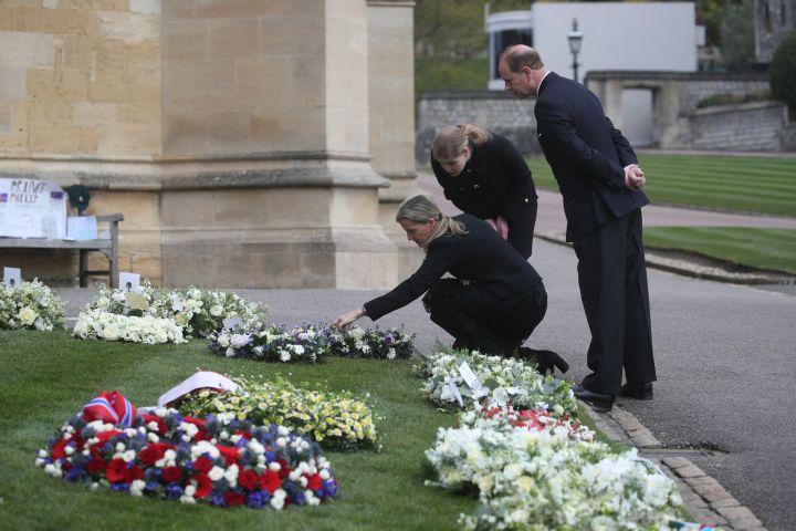 STEVE PARSONS/POOL/AFP via Getty Images
