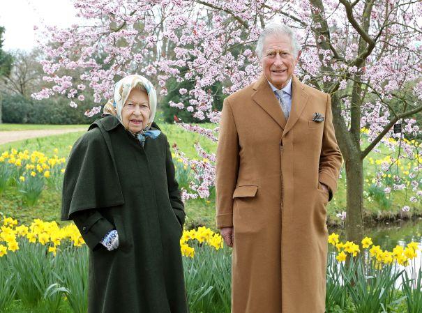 Queen Elizabeth, Prince Charles Celebrate Easter Together