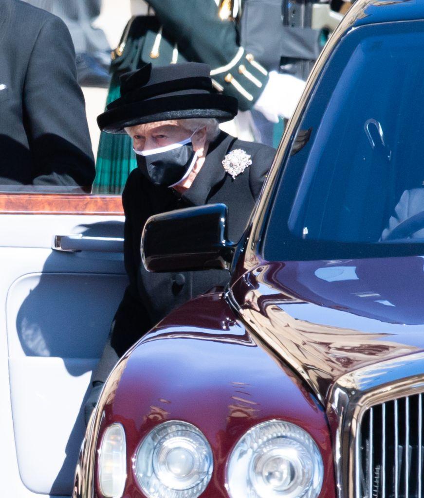 Queen Elizabeth. Photo: Pool/Samir Hussein/WireImage
