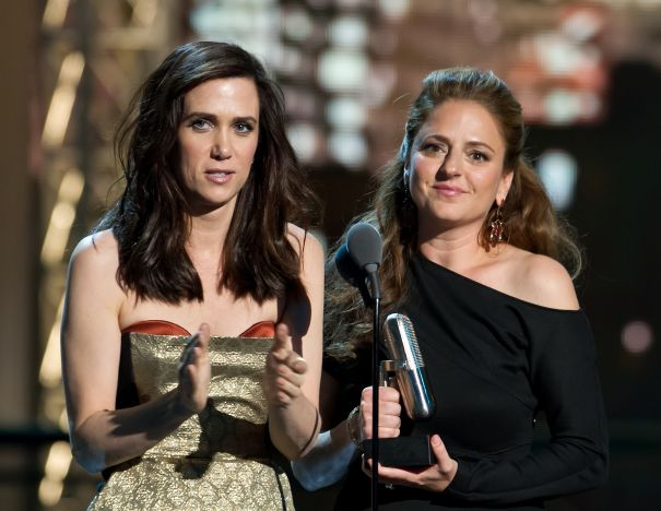 Kristen Wiig And Annie Mumolo Sign On For Disney's 'Cinderella'-Inspired Project