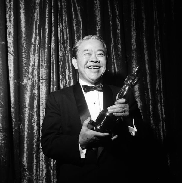 James Wong Howe And 'The Rose Tattoo'