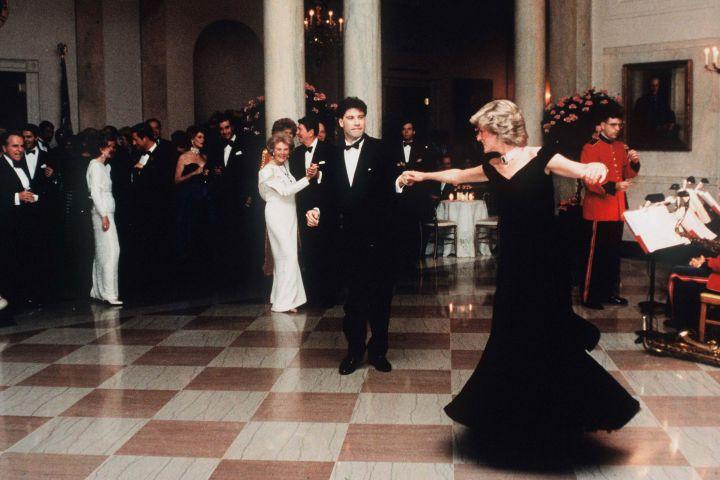 John Travolta - Princess Diana