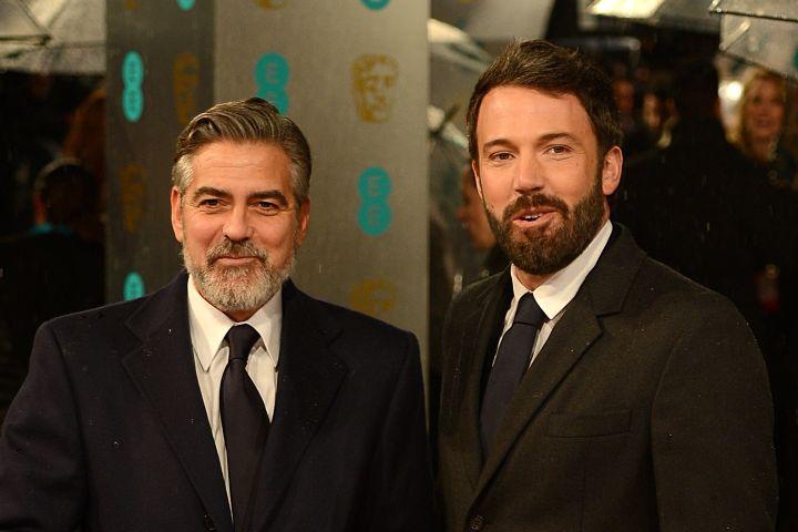 George Clooney - Ben Affleck