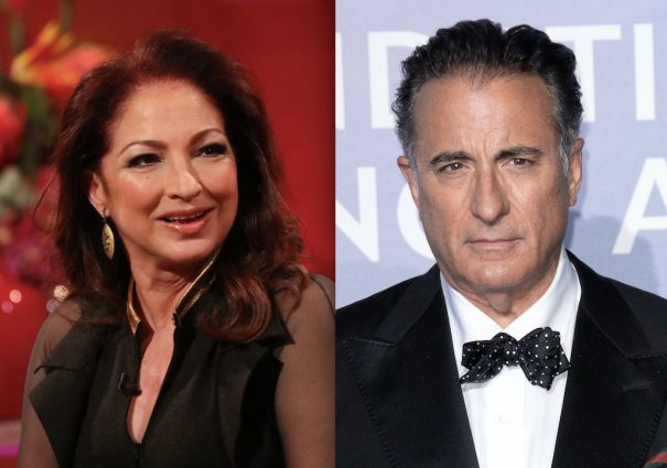 Gloria Estefan & Andy Garcia In Talks For 'Father Of The Bride' Remake