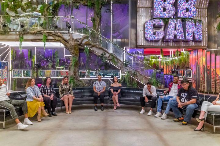 Big Brother Canada cast.