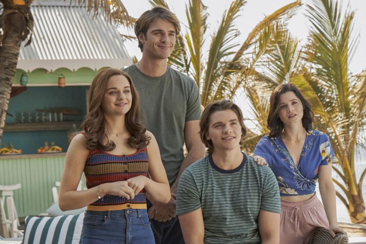 """""""The Kissing Booth 3"""" – Photo: Netflix"""