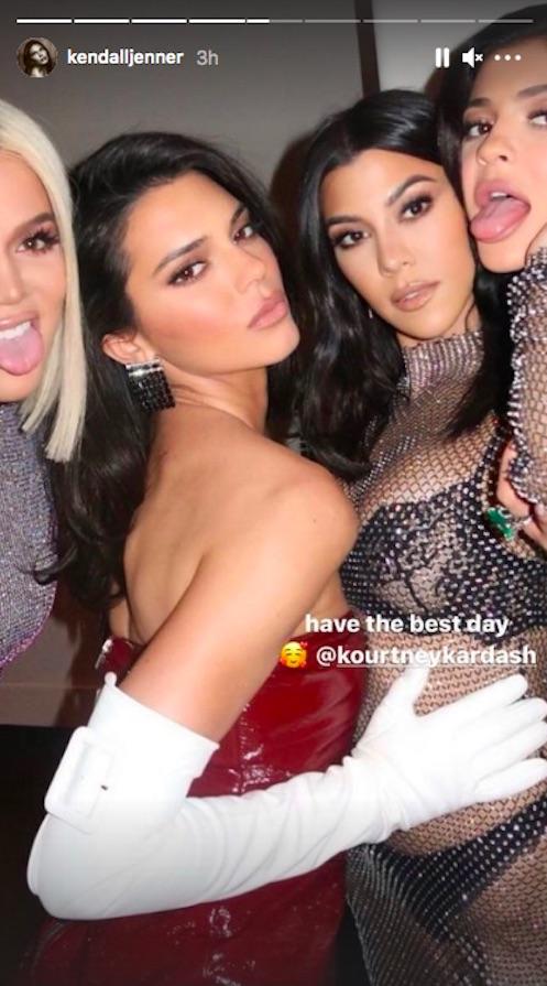 Kendall Jenner/Instagram