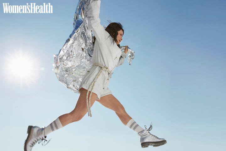 "Lucy Liu for ""Women's Health"". Photographed by: Aingeru Zorita"
