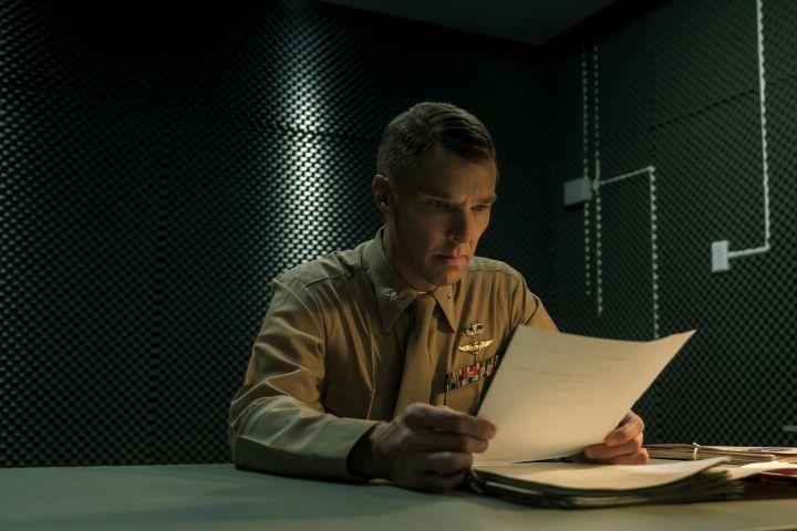 Benedict Cumberbatch in The Mauritanian