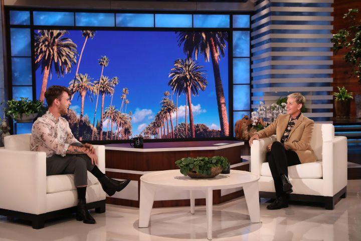 Beane, Ellen DeGeneres.