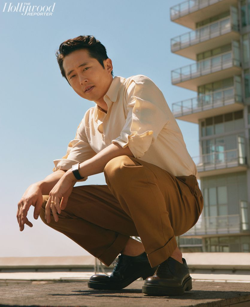 Steven Yeun – Photo: Raul Romo for The Hollywood Reporter