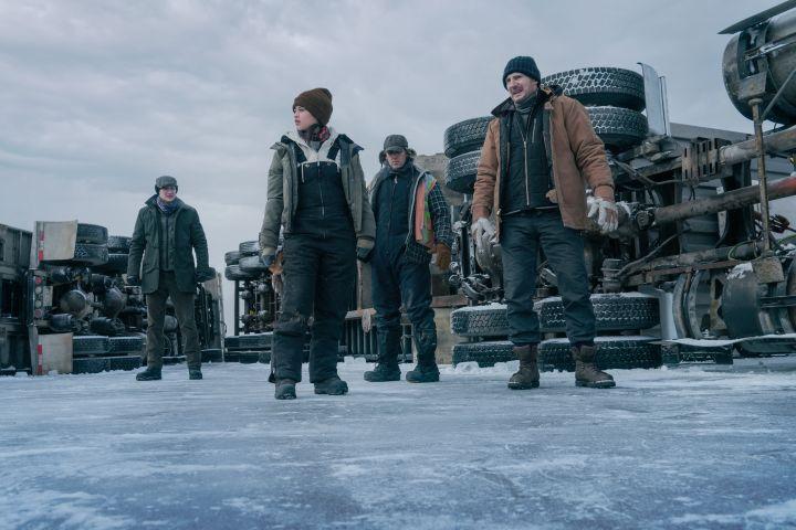 """The Ice Road"" – Photo: NETFLIX © 2021"