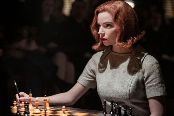 'The Queen's Gambit'