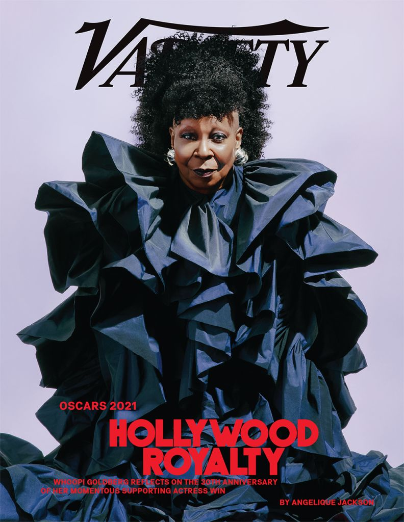 Whoopi Goldberg.
