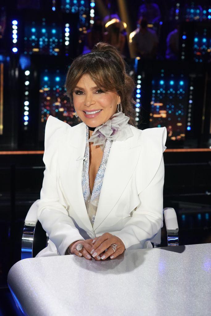 "Paula Abdul on ""American Idol"". Credit: ABC/Eric McCandless"