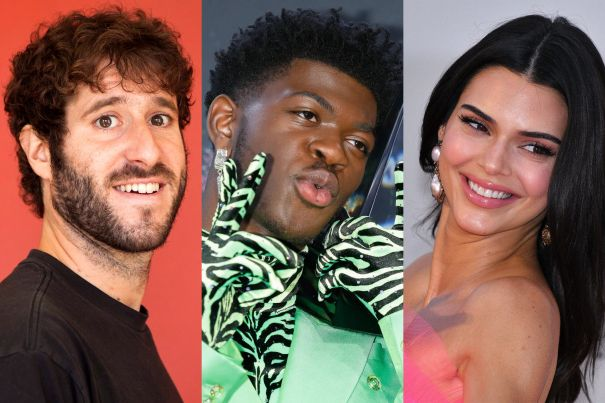 Lil Nas X And Kendall Jenner Join 'Dave' Season 2