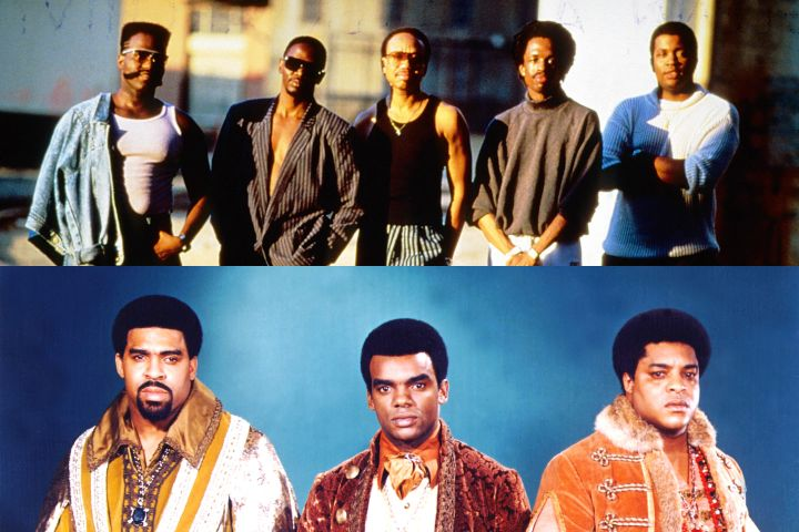 Earth, Wind and Fire, and The Isley Brothers