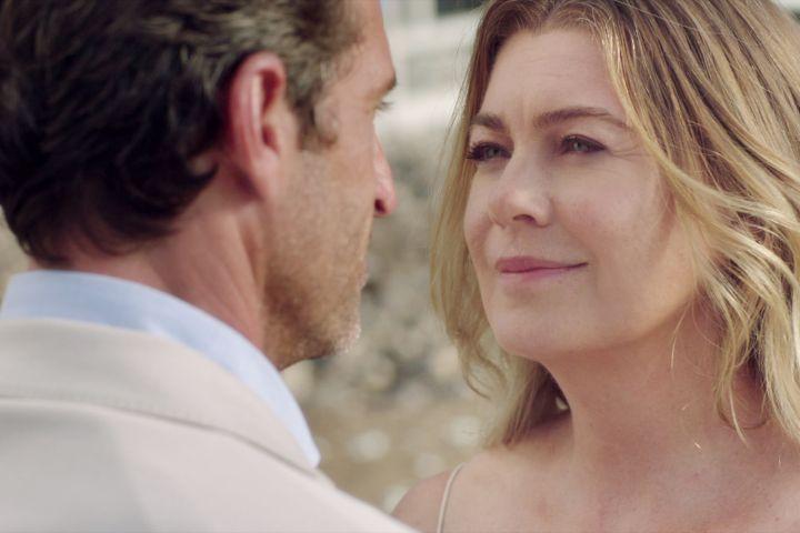 """""""Grey's Anatomy""""."""