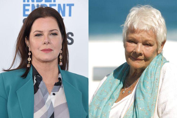 Marcia Gay Harden, Dame Judi Dench