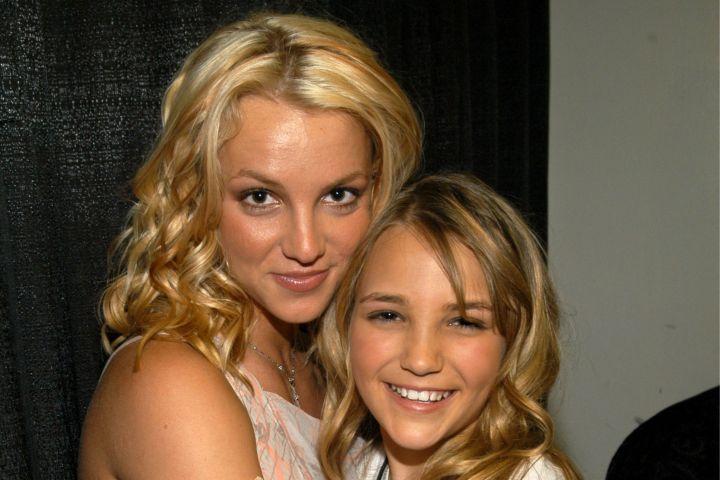 Britney Spears and Jamie-Lynn Spears
