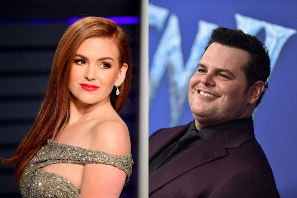 Isla Fisher And Josh Gad To Star In Series 'Wolf Like Me'
