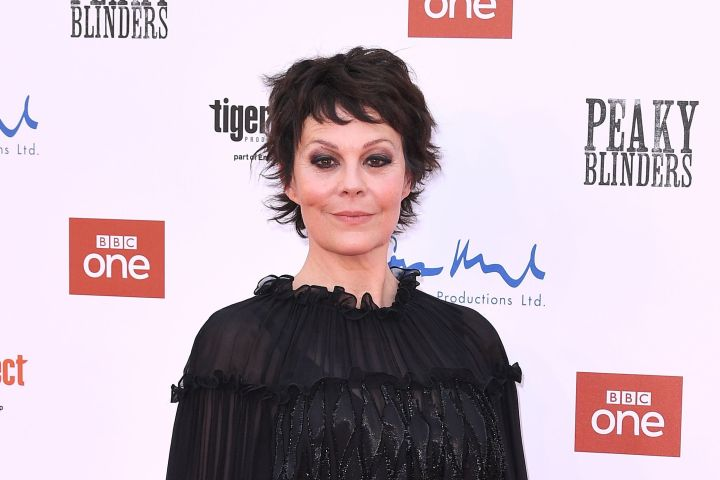 'Peaky Blinders'/'Harry Potter' Actress Helen McCrory ...
