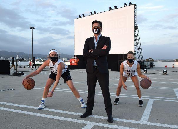 John Stamos Premieres 'Big Shot' In Los Angeles