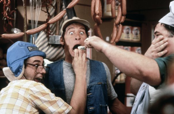 'Ernest Goes To Camp'