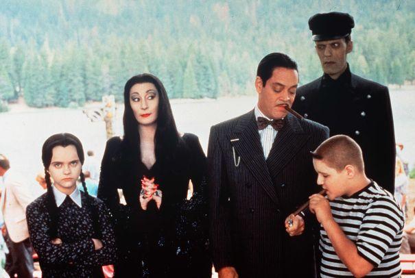 'Addams Family Values'