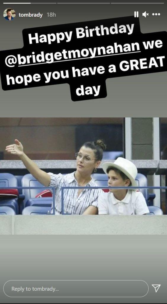 Credit: Instagram/Tom Brady