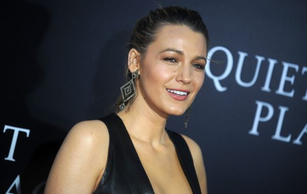 Blake Lively To Star in Diablo Cody-Scripted 'Lady Killer'