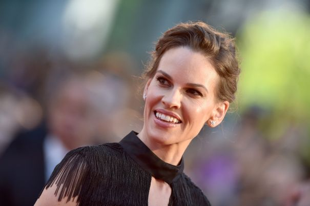 Hilary Swank Is Zooming To The Box Office